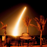 rocket launch - from National Geographic