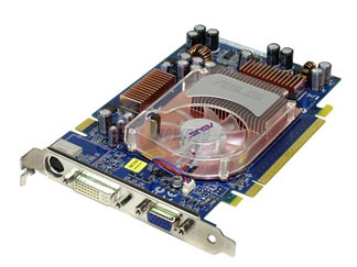 ASUS EN6600GT Graphics Card