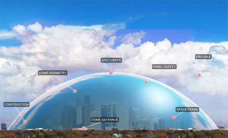 Discovery Mega-Builders: Houston Dome. Click image to explore features.