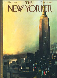 1962 New Yorker Cover