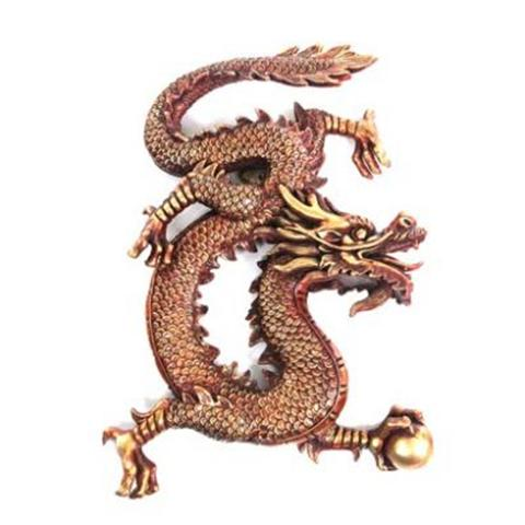 Traditional representation of the Chinese Dragon figure. Credit: earthstarshop, UK.