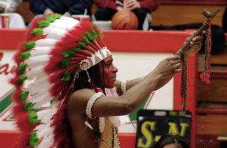DSC03066A.jpg And now something entirely different... High school basketball game ... Click image for larger file.
