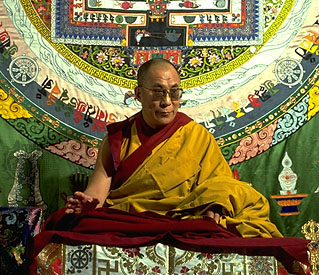 Dalai Lama, Nobel Peace Prize 1989