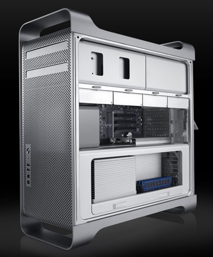 Quad-core Mac Pro, 2.66GZ