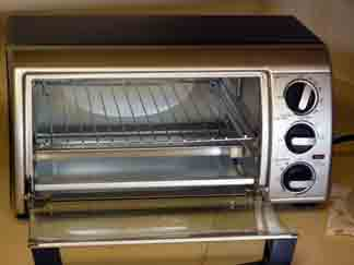 Black And Decker Toaster Oven My Notes